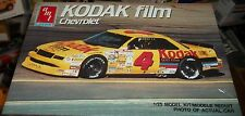 AMT KODAK CHEVY LUMINA #4 ERNIE IRVAN 1/25 Model Car Mountain FS