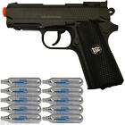 AIRSOFT Co2 PISTOL GUN 460-510 FPS WG SPORT 321 FULL METAL MINI 1911 w/FREE co2