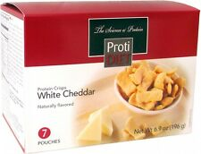 ProtiDiet- White Cheddar Protein Crisps Ideal Weight Loss (7/box)