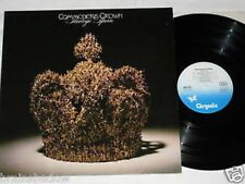 STEELEYE SPAN commoners crown LP Chrysalis Rec. 1975 FOLK ROCK
