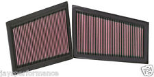 Kn air filter (33-2940) Para Mercedes Benz CLS C219 CLS350 CDI 2009 - 2010