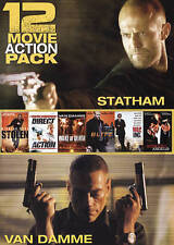 12 FILM ACTION PACK (NEW DVD)