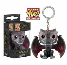 Funko Pocket Pop Keychain Game Of Thrones Drogon Vinyl Collectible Action Figure