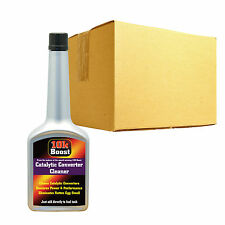 12 x 10K Boost Catalytic Converter Cleaner Fuel System Treatment Petrol & Diesel