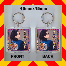 KATY PERRY ROAR ALBUM COVER –CD COVER KEYRING – 45X45