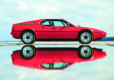 BMW M1 POSTER PICTURE PRINT