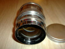 JUPITER 9 Russian M39 Leica Fed Zorki Lens F2/85mm EXCELLENT #6002397