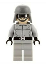 Lego Star Wars Imperial AT-ST Pilot sw093 (From set 7657-1) Minifigure Figurine