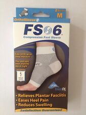 FS6 Compression Foot Sleeves S/M (sizes 4-8)