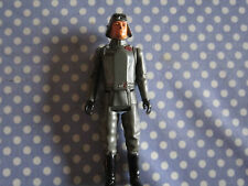 vintage star wars at-at commander, general veers