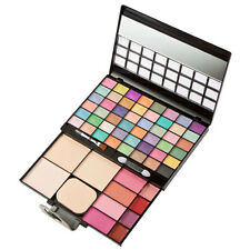 Makeup Kit Palette Eyeshadow Foundation Blusher Pressed Powder Brush Gift Set US
