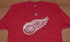 Brendan Shanahan Detroit Red Wings Jersey T-shirt 2XL Jersey Style NHL
