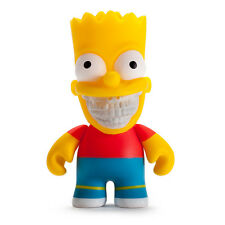 The Simpsons Bart Simpson 3-Inch Kidrobot Vinyl Figure By Ron English