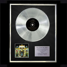 MICHAEL JACKSON DANGEROUS  CD PLATINUM DISC FREE P+P!!