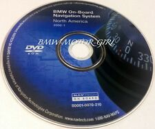 2003 2004 2005 BMW 745i 745Li 760i 760Li Navigation DVD 210 Map Edition © 2004