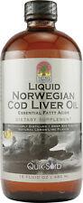 Platinum Liquid Cod Liver Oil, Nature's Answer, 16 oz