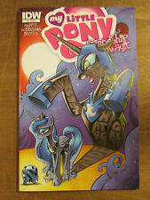 MY LITTLE PONY FRIENDSHIP IS MAGIC #8; RI 1:10 variant cover MLP IDW comics