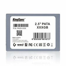 128GB KingSpec 2.5-inch PATA/IDE SSD Solid State Disk MLC Flash SM2236 Control