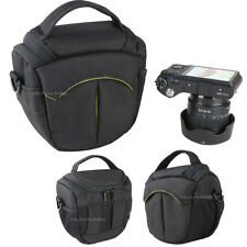 Waterproof Shoulder Camera Case Bag For Panasonic Lumix DMC FZ150 FZ200 FZ48