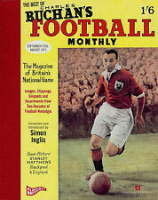 The Best of Charles Buchan's  Football Monthly by Historic England (Hardback