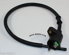 IGNITION COIL C/W HT SPARK PLUG LEAD FOR VESPA ET4 125 2000 on