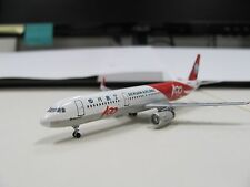 Aero Classics 1:400 scale diecast model Sichuan Airlines Airbus A-321 Commercial