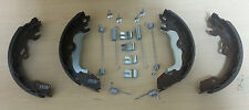Ford Focus Mk1 |1998-2004| All Models, Brake Shoes, With Shoe Hold Down Kit