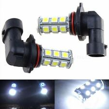 Lighting Fog Light Bulb LED H10 White Pair For Ford F-150 1999-2014