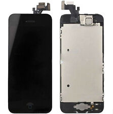 GENUINE iPhone 5 5G Black FULL Touch Screen Digitizer & LCD Assembly ORIGINAL
