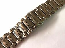19MM SEIKO POLISHED STAINLESS STEEL GENTS WATCH STRAP STRAIGHT END (WS-SE3)