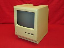 Vintage Apple Macintosh 512K Computer M0001W With Signatures *Powers On*
