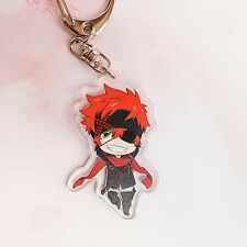 D.Gray-man Lavi Key Chain Key Ring Pendant For Gift
