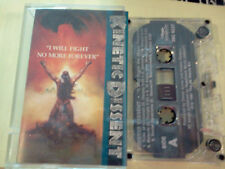 I Will Fight No More Forever by Kinetic Dissent (Cassette, Jul-1991,...