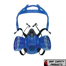 DRAGER X-PLORE 3500 REUSABLE HALF MASK RESPIRATOR MEDIUM (FILTERS NOT INCLUDED)