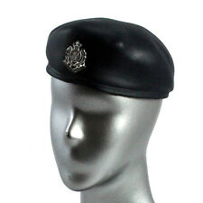 "Dragon Models HK Police Blue Beret Hat for 12"" Inch Action Figures 1:6 (6175e2)"