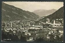Chur ( Coira / Svizzera ) - cartolina viaggiata nel 1957 Silvano Pietra (PV)