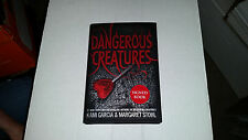 Dangerous Creatures by Kami Garcia and Margaret Stohl (2014) SIGNED 1st/1st