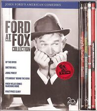 6-Movie John Ford American Comedies DVD Film Classic Collection BRAND NEW