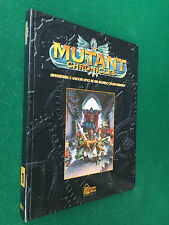 MUTANT CHRONICLES + BLOOD BERETS , Hobby & Work (1994) Libro Cop.Rigida Game