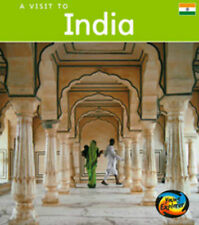 India (A Visit to), Roop, Peter, Roop, Connie, Excellent Book