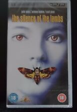 The Silance of the Lambs (New and Sealed) Sony PSP UMD Video Movie