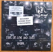 "Pearl Jam - State of Love and Trust / Breathe Vinyl 7"" RSD 2017 New In Hand"