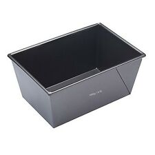 "Non-Stick Box-Sided 4 lb Loaf Tin 25 x 16 cm (10"" x 6.5"")"