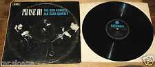 THE DON RENDELL IAN CARR QUINTET PHASE III 3 UK LANSDOWNE COLUMBIA JAZZ LP 1968