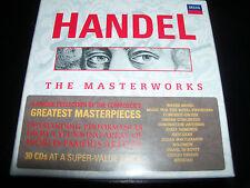 Handel The Masterworks (Decca Recordings) Classical / Classics 30 CD Box Set NEW