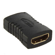 Hot Sales HDMI Extender Adapter Connector Female to Female F F Coupler HDTV HDCP