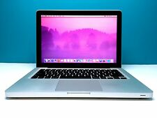Apple MacBook Pro 13 inch Laptop *One Year Warranty* Intel 2.4Ghz - Upgrade