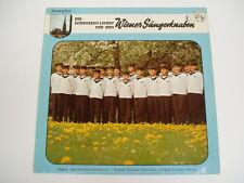SCHONSTEN - Wiener SANGERKNABEN - Vienna Boys Choir LP