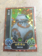 STAR WARS Force Awakens - Force Attax Extra Trading Card #102 BB-8