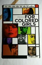 FOR COLORED GIRLS TYLER PERRY REGULAR ART MINI POSTER BACKER CARD (NOT A movie )